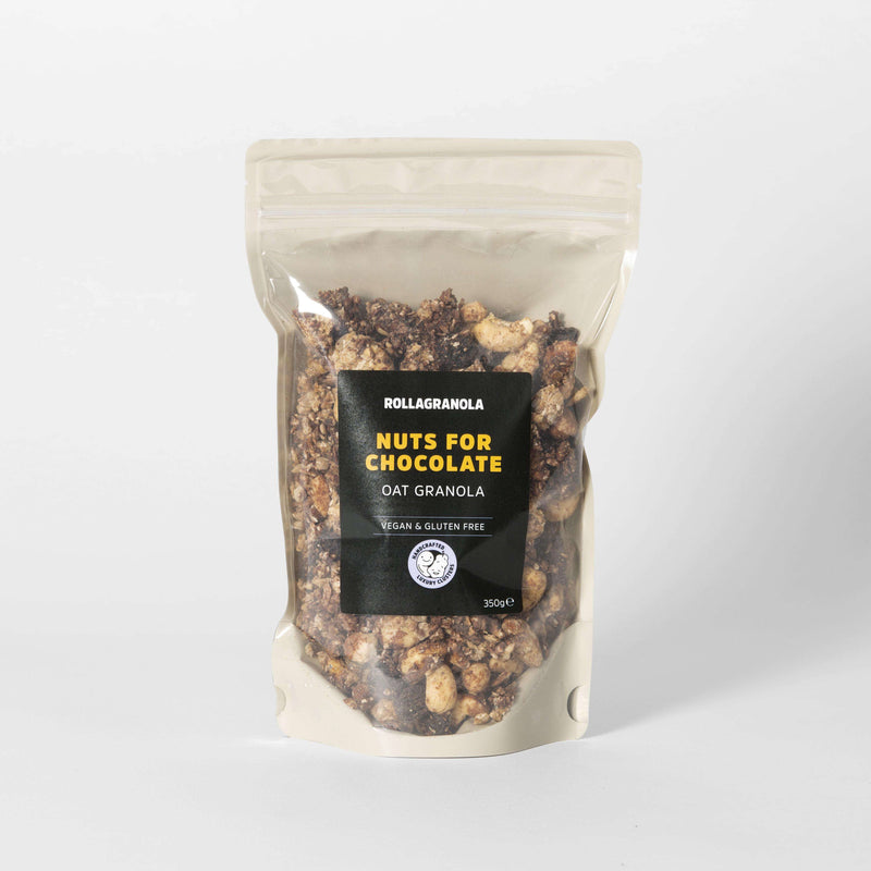 Nuts For Chocolate Indulgent Vegan Granola , Granola  - Life By Equipe