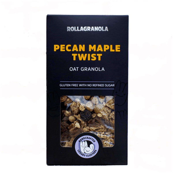 Pecan Maple Twist Indulgent Granola , Granola  - Life By Equipe