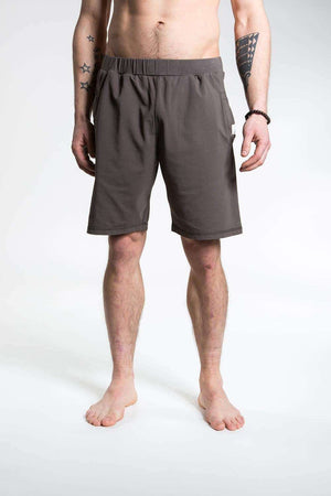 So We Flow Bottoms Jersey Shorts - Men's Yoga Shorts - Grit