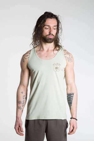So We Flow Tops Flow Vest - Men's Yoga Tops