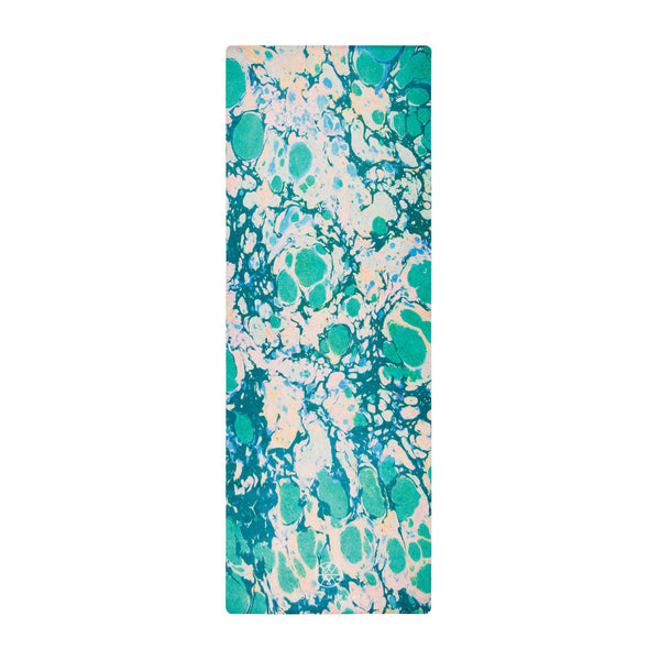 Spring Travel Yoga Mat by Wolf & Mermaid