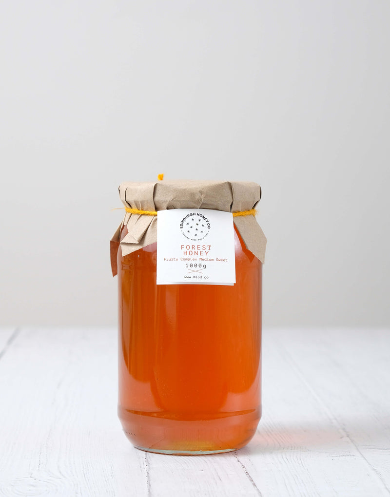 Raw Forest Honey by Edinburgh Honey Co.