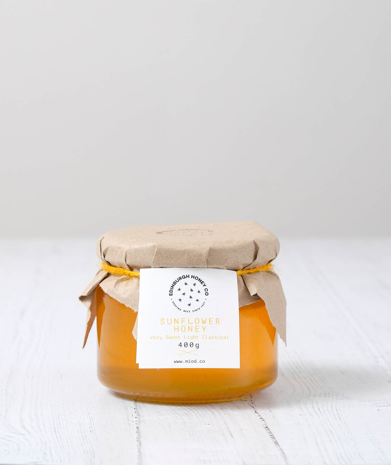 Raw Sunflower Honey by Edinburgh Honey Co.