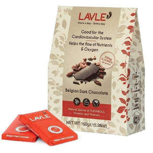 The Good Chocolate Company Flavanol Rich Dark Belgian Chocolate Lavle 15 Day Supply of Flavanol Rich Dark Belgian Chocolate - The Good Chocolate Company