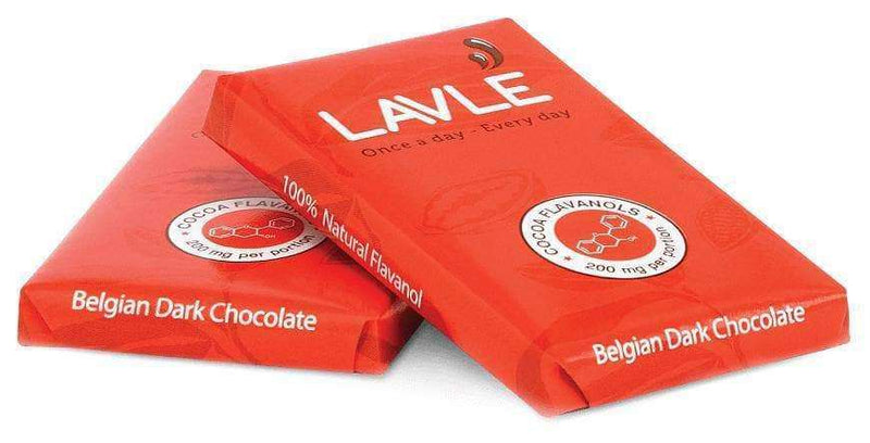 LAVLÉ 60 Day Supply of Flavanol Rich Dark Belgian Chocolate , Flavanol Rich Dark Belgian Chocolate  - Life By Equipe
