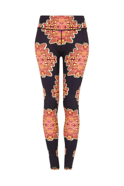 Ultra High Waisted Yoga Leggings - Banjul