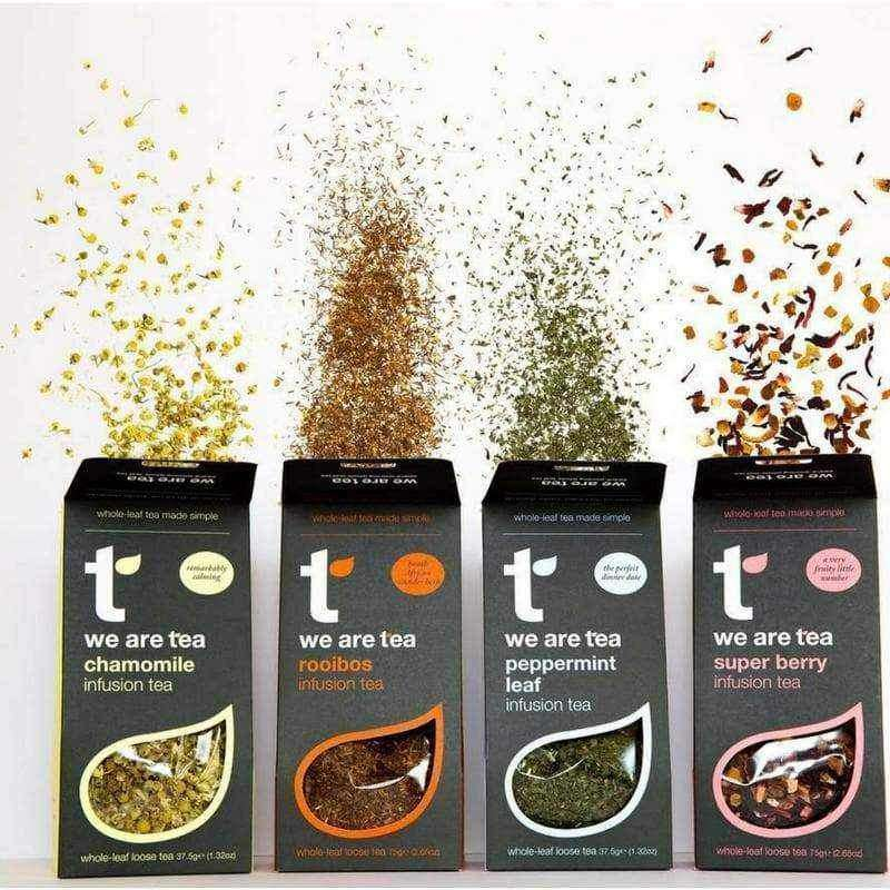 Chamomile Loose Leaf Tea - We Are Tea , Tea  - Life By Equipe