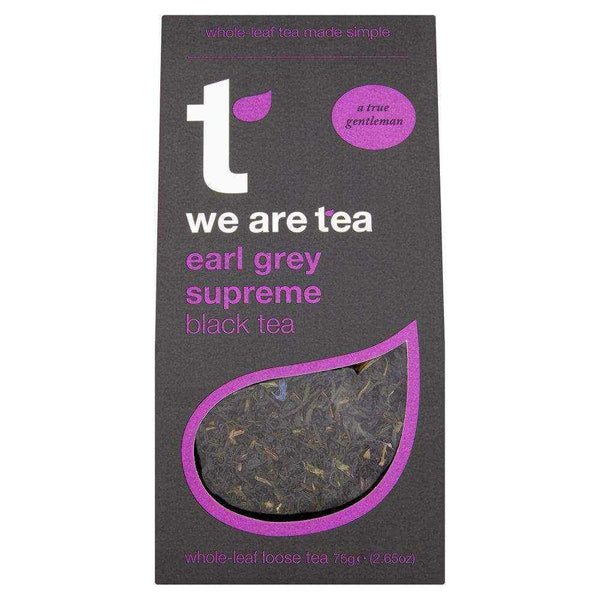 Earl Grey Supreme Loose Leaf Tea - We Are Tea , Tea  - Life By Equipe