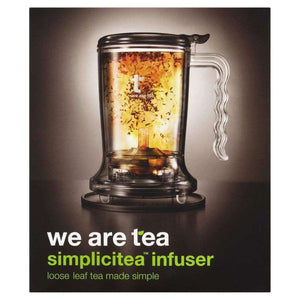 We Are Tea Tea Infuser Loose Leaf Tea Simplici-Tea Infuser - We Are Tea
