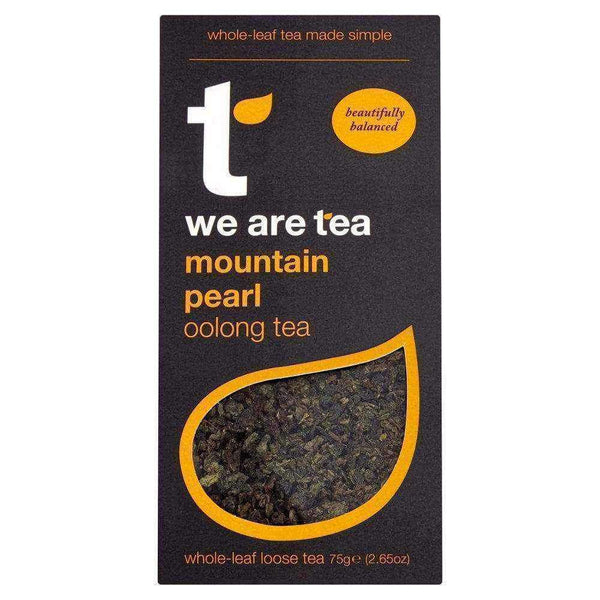 Mountain Pearl Loose Leaf Tea - We Are Tea , Tea  - Life By Equipe