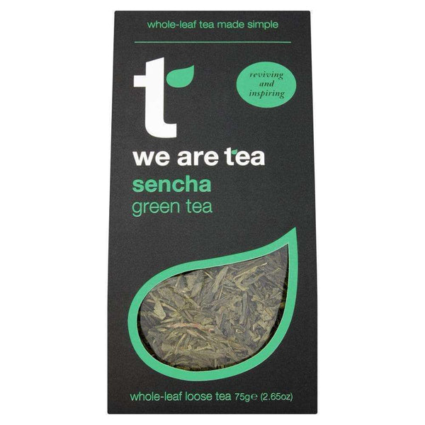 Sencha Loose Leaf Tea - We Are Tea , Tea  - Life By Equipe