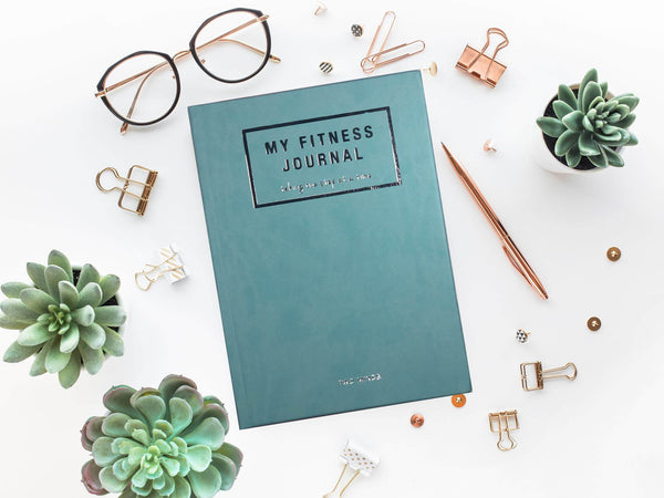 My Fitness Journal - Mint