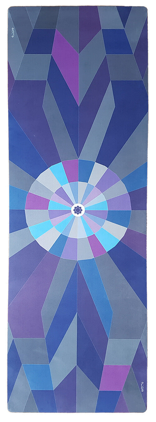 Abstract Alignment The One Combo Yoga Mat