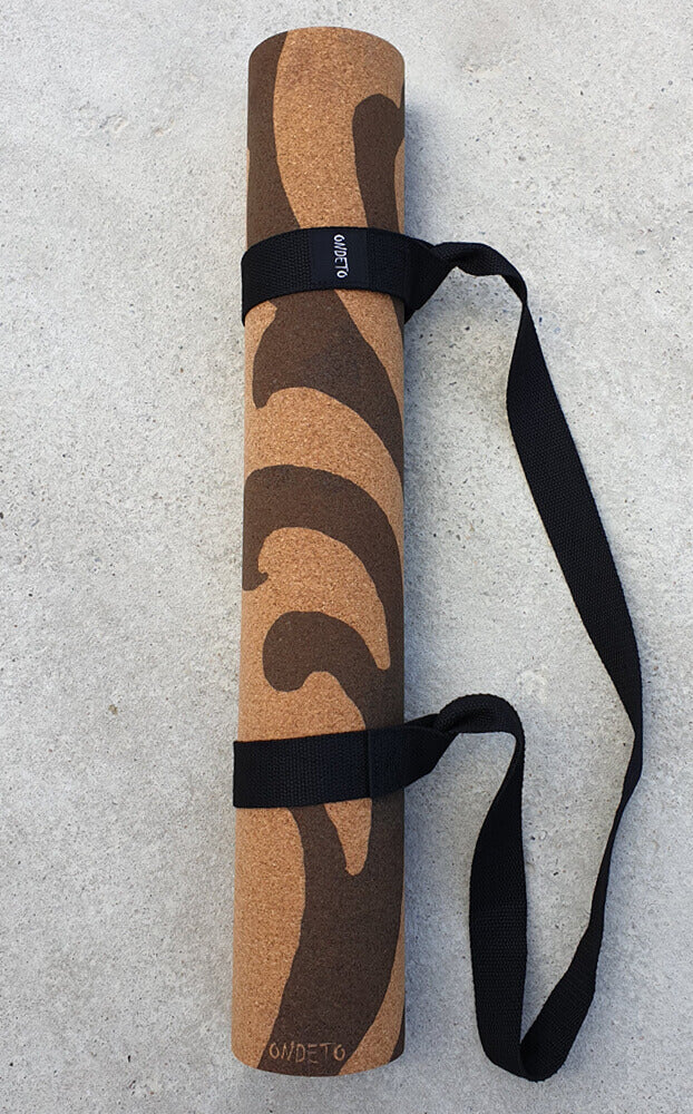 Nami No Nami Cork Yoga Mat