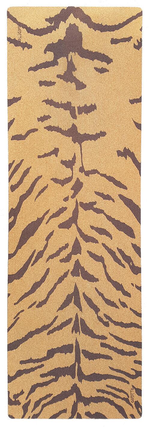 Pure Bengal Cork Yoga Mat