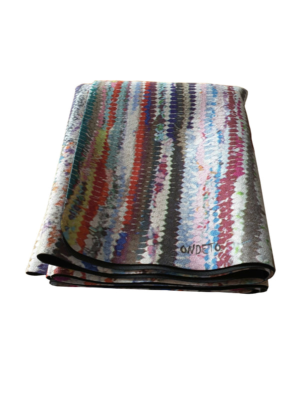 Rag Rug Walkabout Travel Yoga Mat