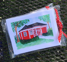 Little Red - Note Cards