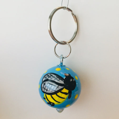 Busy Bee Key Fob