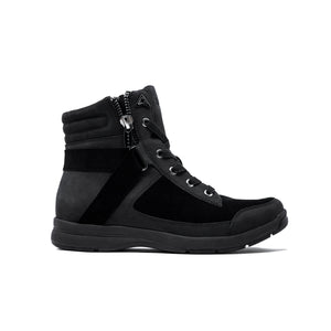 The CALI - Black Suede