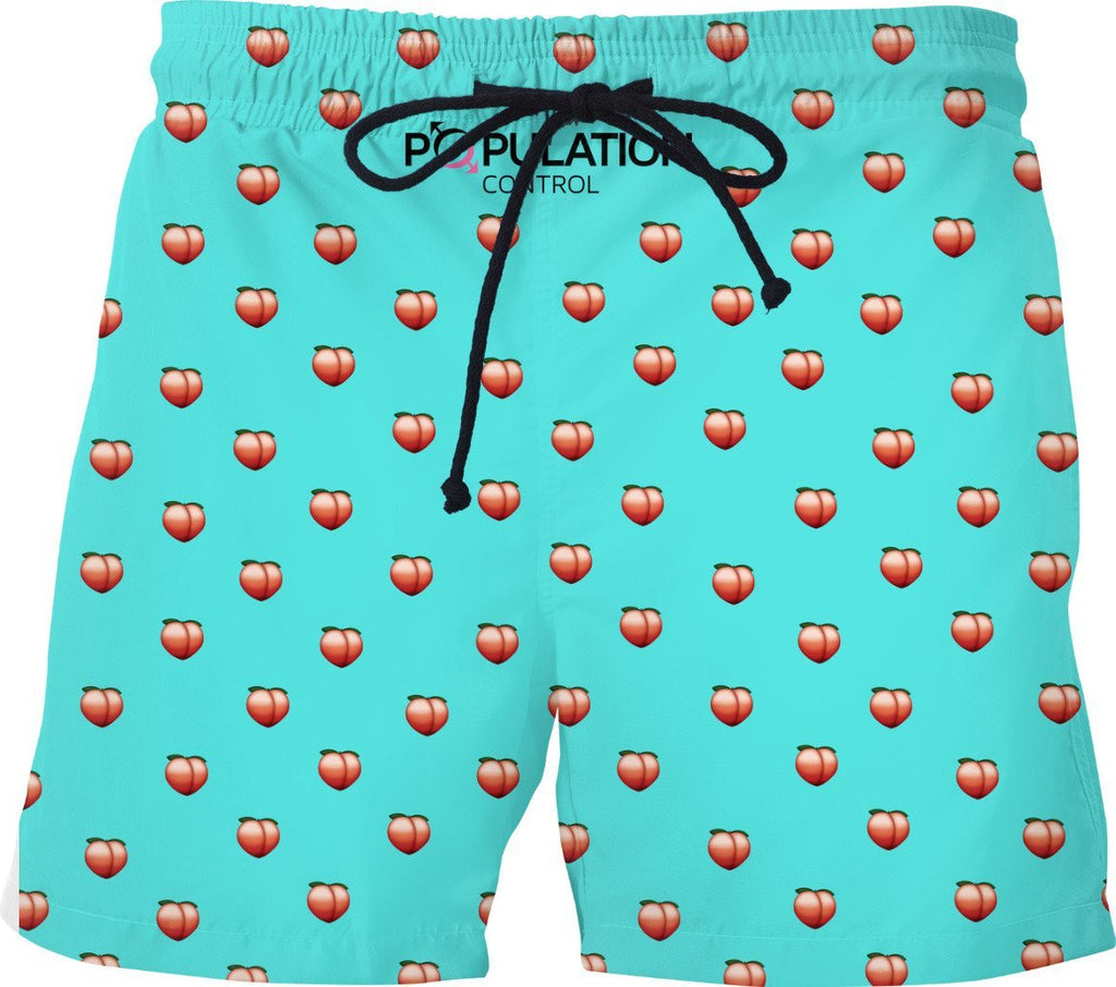 Peaches Swim Shorts