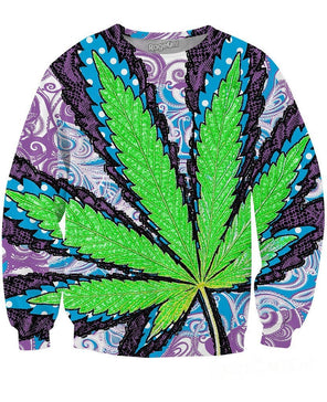 Berry Jane Crewneck Sweatshirt - RaveSQUAD