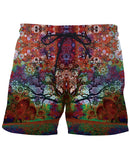 Trip Tree Swim Trunks