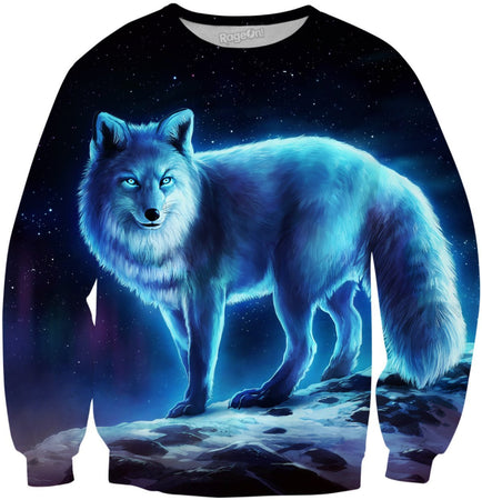 Fox Spirit Sweater - RaveSQUAD