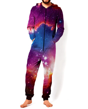 Cosmic Forces Jumpsuit - RaveSQUAD