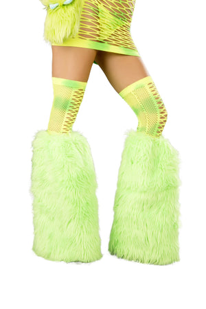 Uv Superfluff Legwarmer