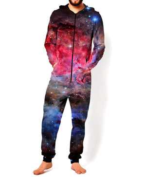 Heart Of The Universe Jumpsuit - RaveSQUAD