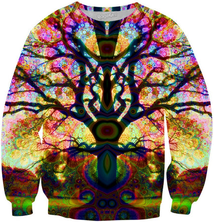 Magic Trip Tree Sweatshirt