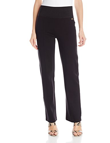 Calvin Klein Women's Power Stretch Wide-Waist Pant