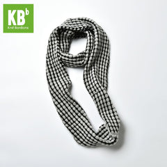 2017 Gray Popular Design Men Women Children Knit accessories Neck Cover Wrap Infinitive Winter Scarf Snood