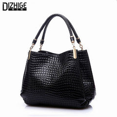 Alligator Leather Women Handbag