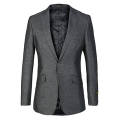 Black Blazer Hight quality Men Wedding Suit For Men