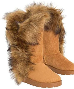 Frozen-11 By Bamboo Fur Boots For Women