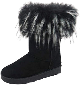 Frozen-02 By Bamboo Winter Boots for Women - ShoeFad