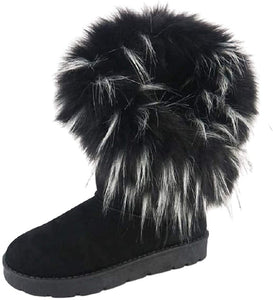 Frozen-01 By Bamboo Stylish Women Winter Boots - ShoeFad