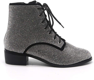 Calvin - Cape Robbin Ankle Booties For Women - ShoeFad