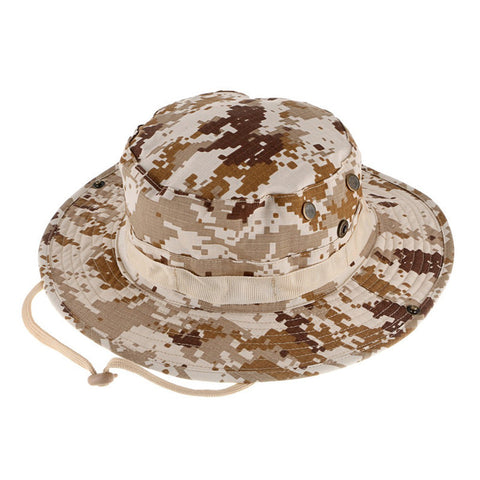 Military Tactical Camouflage Hat