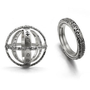 Astronomical Ring - Closing is Love, Opening is the World