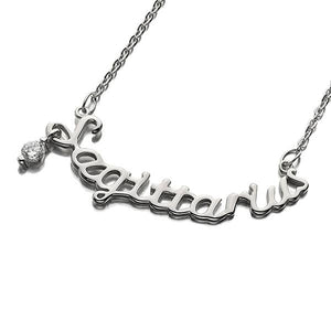 Starlight Platinum Necklace