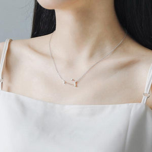 Diamond Constellation Necklace