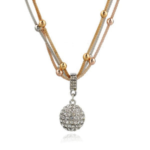 gold-ball-necklace-rhinestone-pendant-2