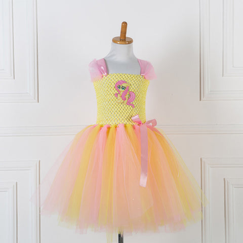My Little Pony Tutu Dresses (5 Styles)