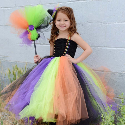 The Bailey: Witch Tutu Dress
