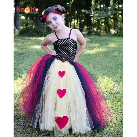 The Queen of Hearts Tutu Dresses (3 Styles)