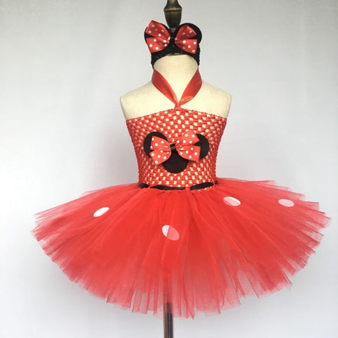 Minnie Mouse Tutu Dresses
