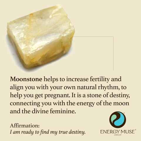 healing properties of moonstone