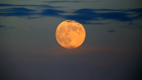 powerful healing super moon